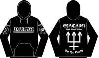 Watain - Logo [Hood]