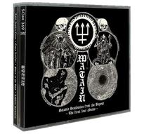Watain - Satanic Deathnoise From The Beyond - The First Four Albums [4CD-BOX]