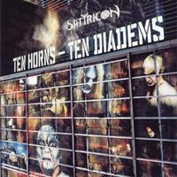 Satyricon - Ten Horns - Ten Diadems [CD-BOX]