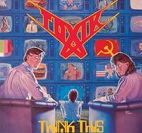 Toxik - Think This [CD]