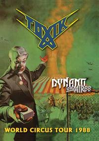 Toxik - Dynamo Open Air [DVD+CD]