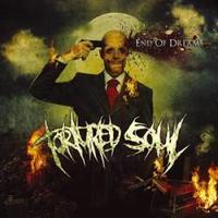 Tortured Soul - End of Dreams [M-CD]