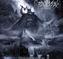 Graveland - Thunderbolts of the Gods [Digi-CD]