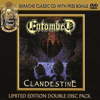 Entombed - Clandestine [CD+DVD]