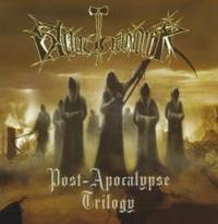 Bloodhammer - Post-Apocalypse Trilogy [CD]