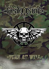 Weakaside - Fire at Will [CD]