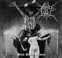 Temple of Baal - Black Unholy Presence [CD]