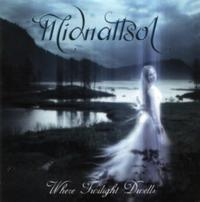 Midnattsol - Where Twilight Dwells [CD]