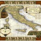 Unknown - Wine Map of Italy
