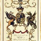 Jacobs Peerage - Crackled Lord Montague