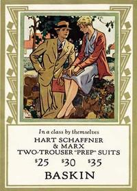 Perugino - Hart Two Trouser