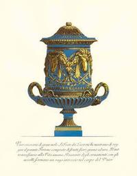 Giovanni Baptista Piranesi - Blue Urn I