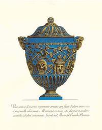 Giovanni Baptista Piranesi - Blue Urn III