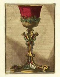 Giardini - Red Goblet III