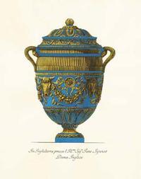 Giovanni Baptista Piranesi - Blue Urn IV