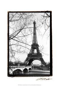 Laura DeNardo - Eiffel Tower Along the Seine River
