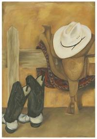 Jennifer Goldberger - Modern Cowboy