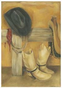 Jennifer Goldberger - Rustic Cowboy