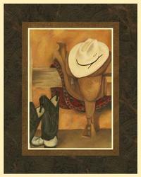 Jennifer Goldberger - Hat and Saddle (HI)