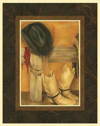 Jennifer Goldberger - Hat and Boots (HI)