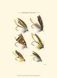 Vision Studio - Salmon Flies I