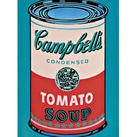 Andy Warhol - Campbell`s Soup Can (Tomato) III