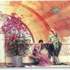 Alma-Tadema - unconscious rivals 1873