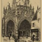 A Robida - Small Ornate Facade I