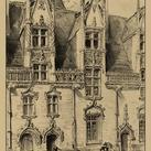 A Robida - Small Ornate Facade II