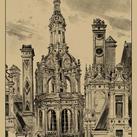 A Robida - Small Ornate Facade III