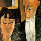 Amedeo Modigliani - Gli Sposi