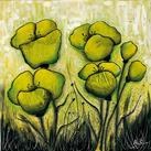 Ale - Green flowers