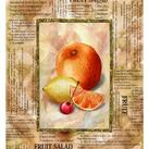 Abby White - Mixed Fruit II