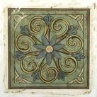 Chariklia Zarris - Ornamental Tile III