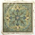 Chariklia Zarris - Ornamental Tile IV
