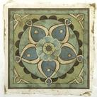 Chariklia Zarris - Ornamental Tile VI