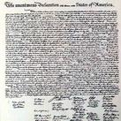 Unknown - Declaration of Independence (Document)