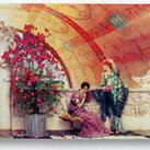 Alma-Tadema - Unconscious rivals