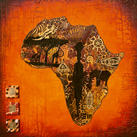 Andrea Haase - Terre Afrique - 10 st