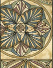 Vision Studio - Stained Glass Panel I