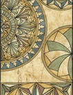 Vision Studio - Stained Glass Panel II