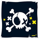 Arsen - Drapo pirate - 10 st