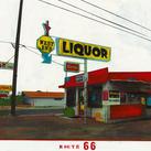 Ayline Olukman - Route 66 - West End Liquor - 10 st