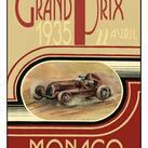Ethan Harper - Printed Monaco 1935