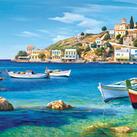 Adriano Galasso - Golfo mediterraneo