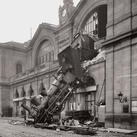 Anonymous - Gare Montparnasse - Paris, 1895