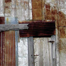 Cindy McIntyre - Barn Abstract II