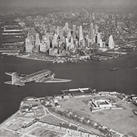 Anonymous - Airplane View of Manhattan