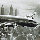 Anonymous - Flying over Manhattan - New York City
