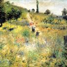 Pierre A. Renoir - A Path through the Long Grass